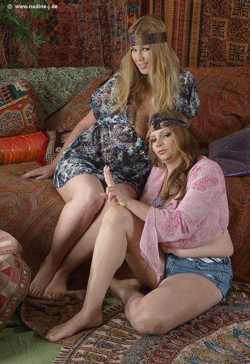 Love Peace – Nadine Jansen and Terry Nova