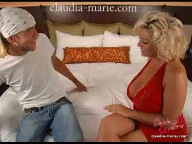 Claudia Marie 38G video -last update at claudia-marie.com