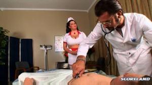 Dallas Dixon nurse big tits movie