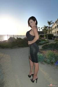Denise Milani Cali Sunset Gallery