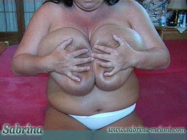 Sabrina Meloni 90L video -last update at nature-breasts.com