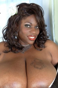 nasty black girl Simone Fox huge tits photos only at xlgilrs.com