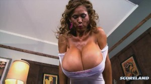giant boobs minka movie