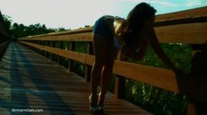 Sexy big chested Denise Milani new fresh free movie