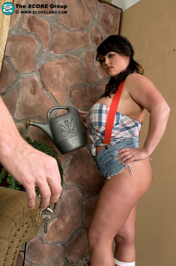 Indianna Jaymes Goes Long And Her Stud Deep Image