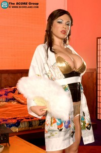 Kiko Lee and her big areolae photo gallery