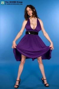 hot and sexy babe Lillian Faye big tits photo gallery