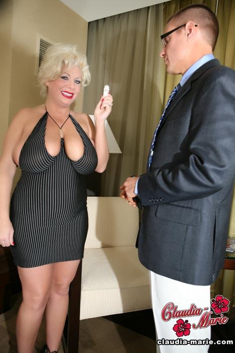 Milf star Claudia Marie new gallery at claudia-marie.com