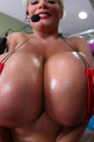 Huge silicone tits pictures
