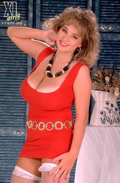 rhonda baxter busty Natural