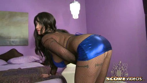New video of brunette busty Eva Notty from ScoreVideos