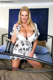 Kelly Madison with a new gallery