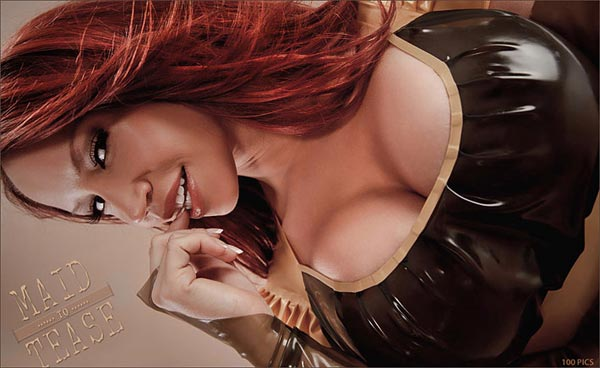 Pretty 32DD Bianca Beauchamp – new pics from her website