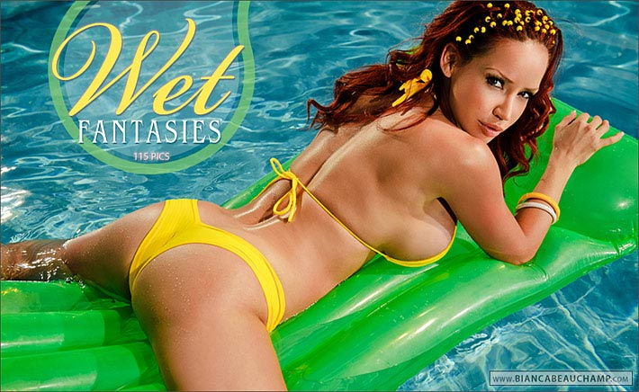 New pics uploaded in beautiful Bianca Beauchamp official site