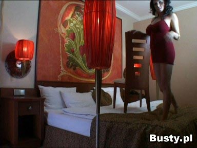"Brand new video ""China Bed"" of Ewa Sonnet for Busty.pl"