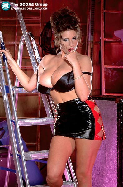 Linsey Dawn McKenzie: 36HH The legendary UK super model