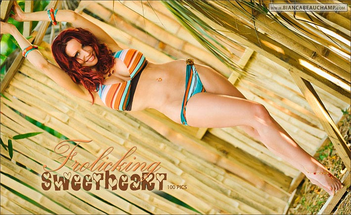 32DD Bianca Beauchamp – Hot Busty Babe of the Day