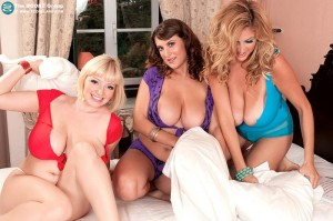 Eden Mor, Sophie Mae and Valory Irene with new photo set