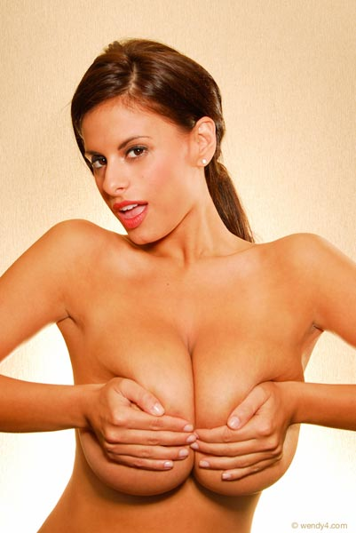 """Our favorite Wendy Fiore is back with a new set """"Pasties"""""""