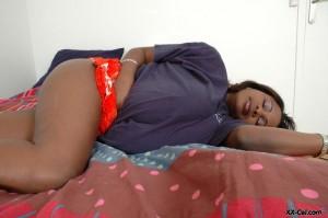 big natural boobs of ebony babe