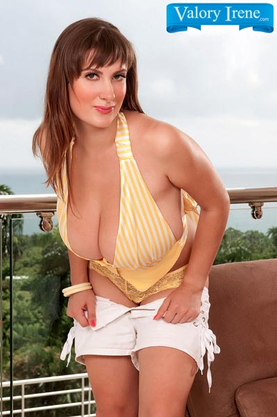 Some photos from the recent updates of busty Valory Irene