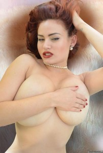 huge natural breasts
