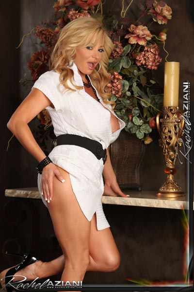 2 new updates from the American busty legend Rachel Aziani