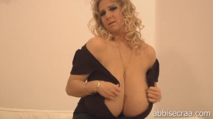 big tit video with Nelli Roono