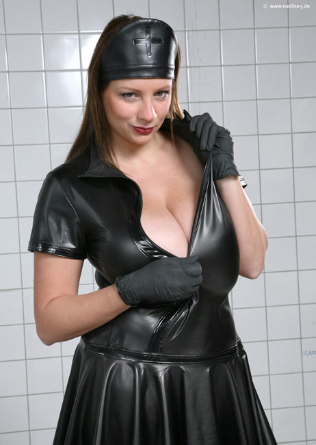 Black Nurse Busty 81