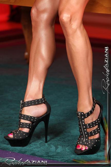 Sexy milf Rachel Aziani – few pics of her newest update