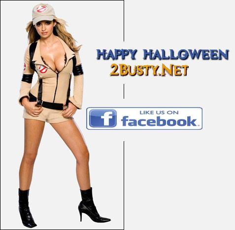Halloween @2Busty