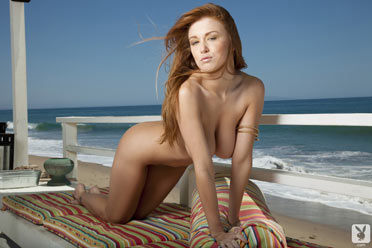 Leanna Decker in Beach Beauty