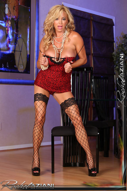 New wonderful photo gallery @ Rachel Aziani's website
