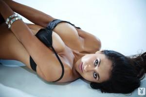 Playboy model Jeannie