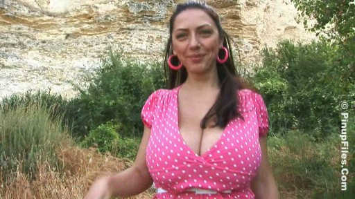 "Check out the latest video ""Pink Polkadot Dress"" with Anya"
