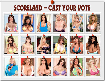 Voting for Model of the Year 2012 in Scoreland began!
