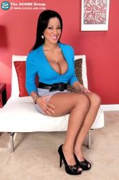 Natasha Dulce and her big boobs