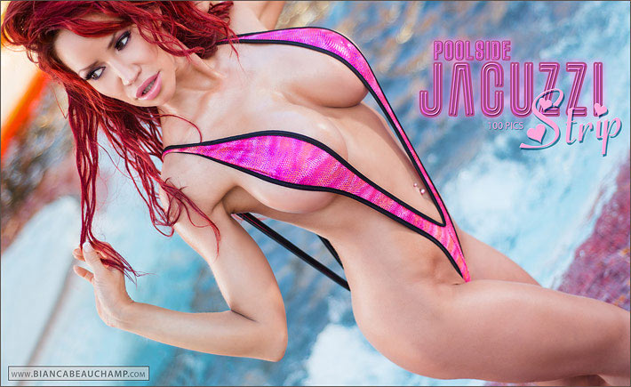 Unique new updates of busty Bianca Beauchamp