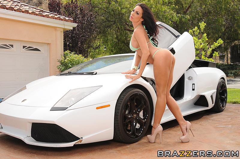 Brazzers Bikini Car Wash 58