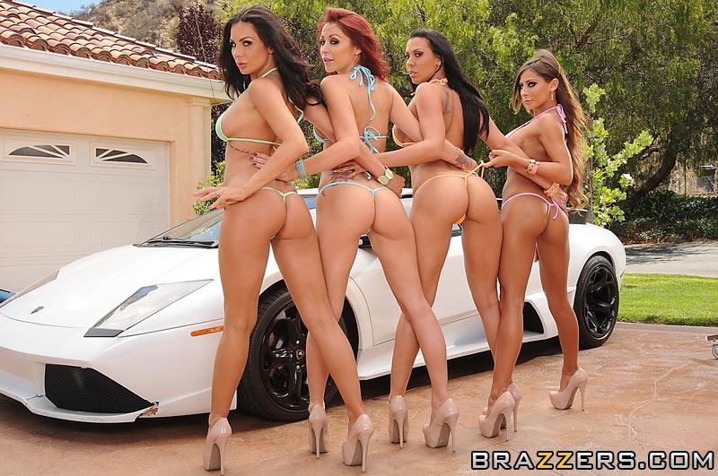 Babes start your engines starring brea bennett clip