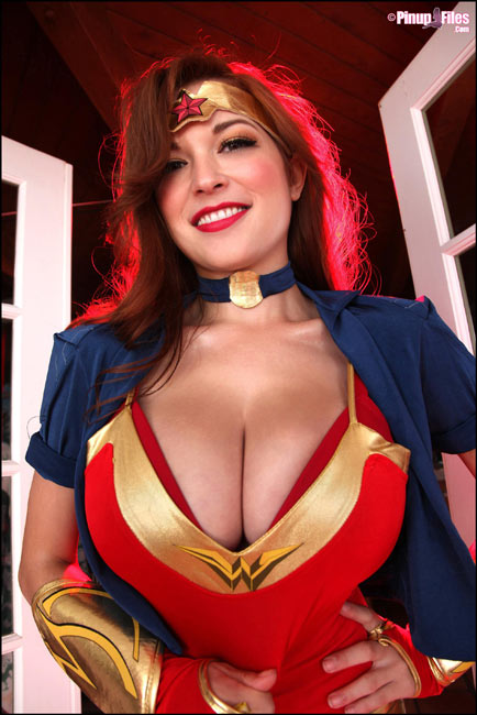 Cosplaybabes busty jessica rabbit face fucked 7