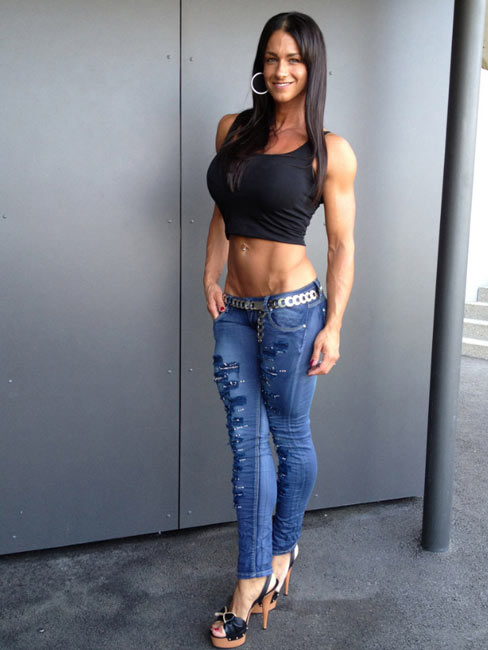 Cindy Landolt – Passion for strength and fitness