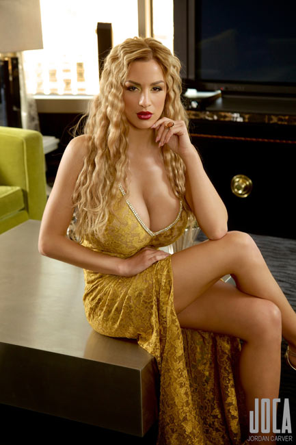 Jordan Carver – Samples from her latest great sets