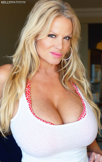 Latest update Tetas Muy Grandes of Kelly Madison