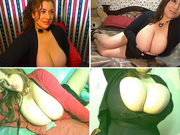 Bigtitsmilkhot4 – Sexy girl with perfectly large natural breasts