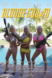LA blonde squad