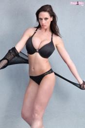uk boob model