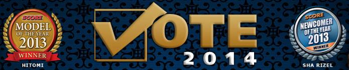 scoreland vote 2014