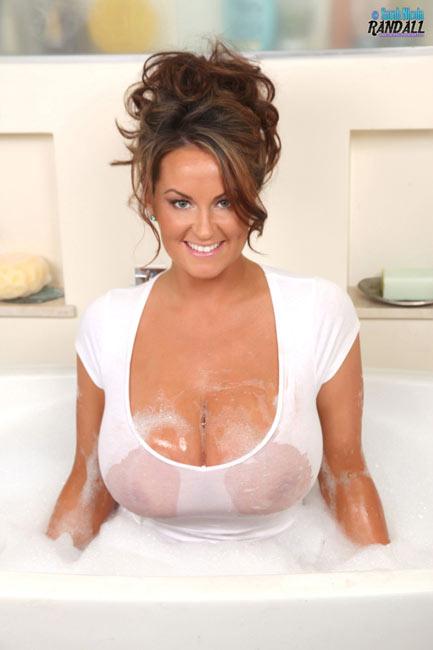 bath boob bubble