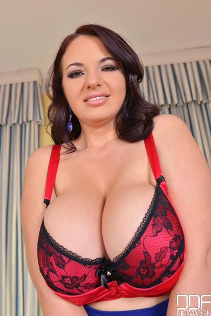 Fave big natural boobs joanna bliss